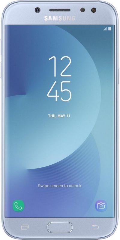 Смартфон Samsung Galaxy J5 2017 Silver купить