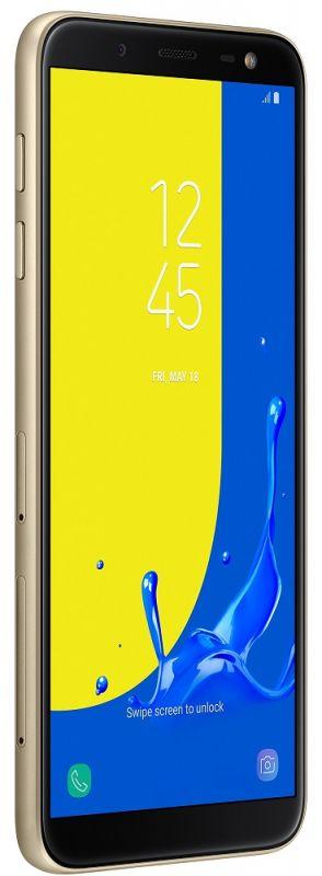 Смартфон Samsung Galaxy J6 2/32GB Gold в интернет-магазине