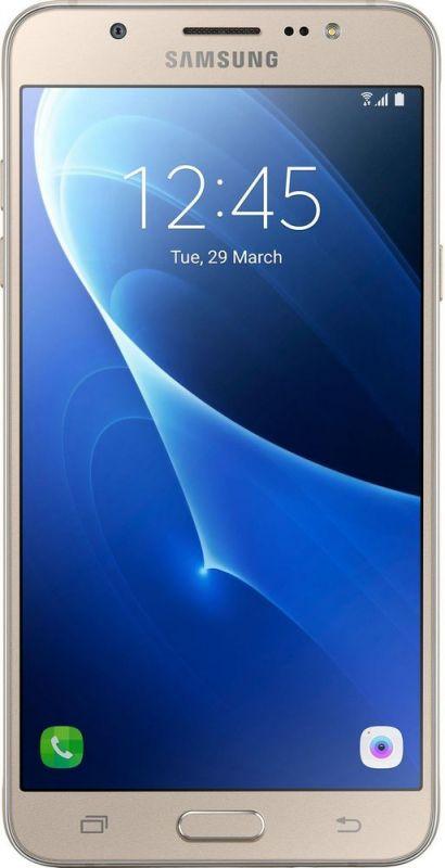 Смартфон Samsung Galaxy J7 2016 Gold купить