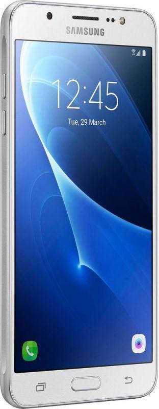 Смартфон Samsung Galaxy J7 2016 White в Украине