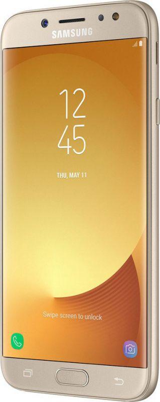 Смартфон Samsung Galaxy J7 2017 Gold в Украине