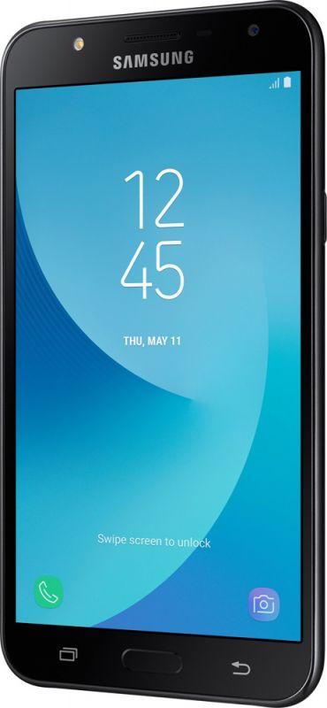 Смартфон Samsung Galaxy J7 Neo 16GB Black в Украине