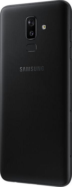 Смартфон Samsung Galaxy J8 2018 Black фото