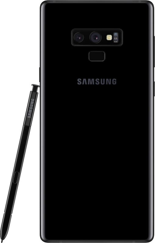 Смартфон Samsung Galaxy Note 9 6/128GB Black недорого