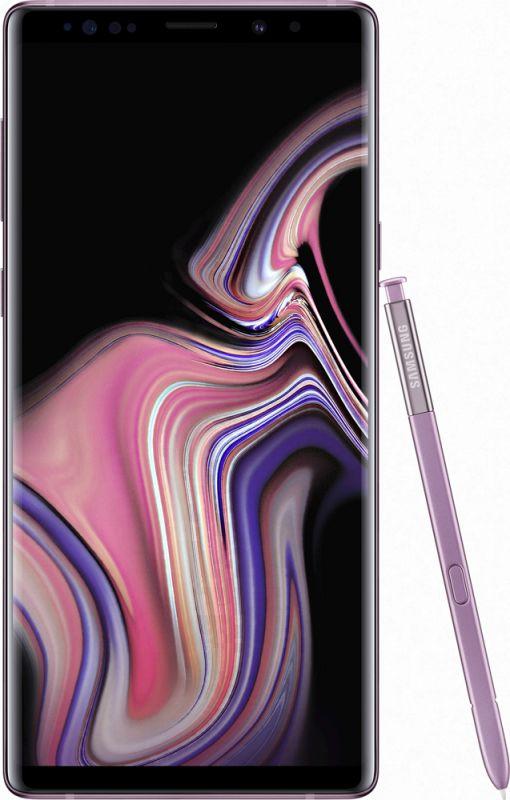 Смартфон Samsung Galaxy Note 9 6/128GB Purple недорого