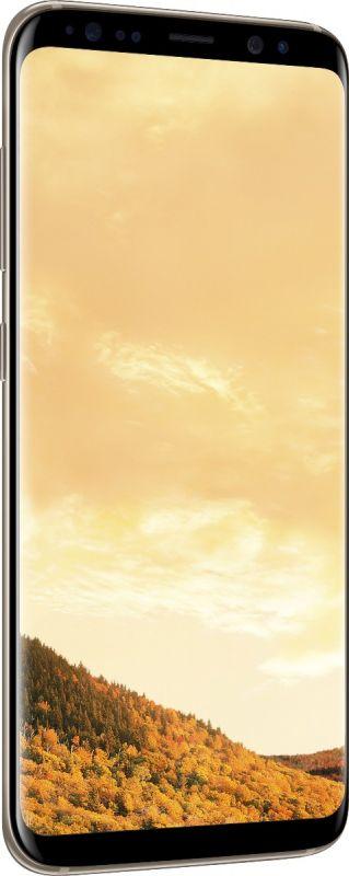 Смартфон Samsung Galaxy S8 64GB Gold в интернет-магазине