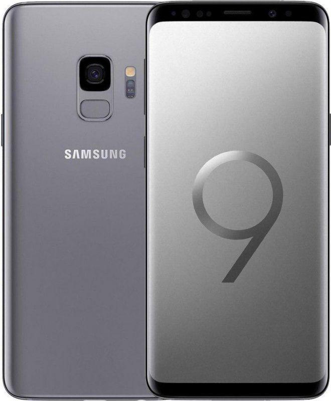 Смартфон Samsung Galaxy S9 4/64GB Gray