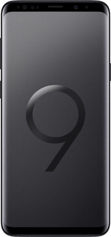 Смартфон Samsung Galaxy S9 Plus 6/64GB Black купить