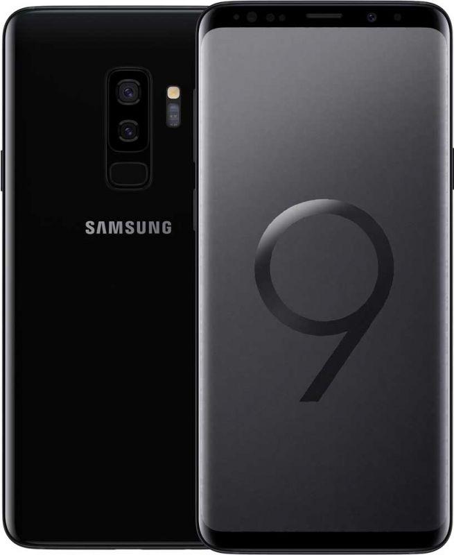 Смартфон Samsung Galaxy S9 Plus 6/64GB Black