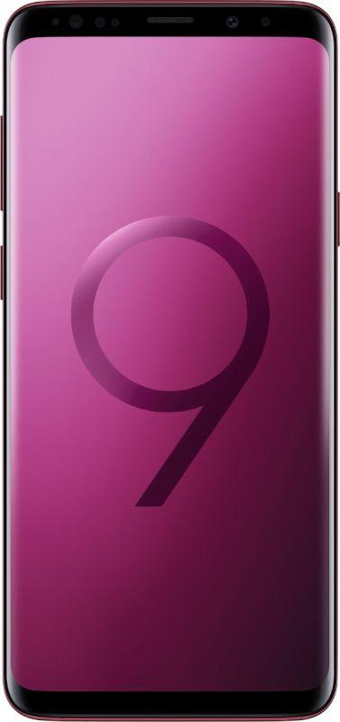 Смартфон Samsung Galaxy S9 Plus 6/64GB Burgundy Red купить