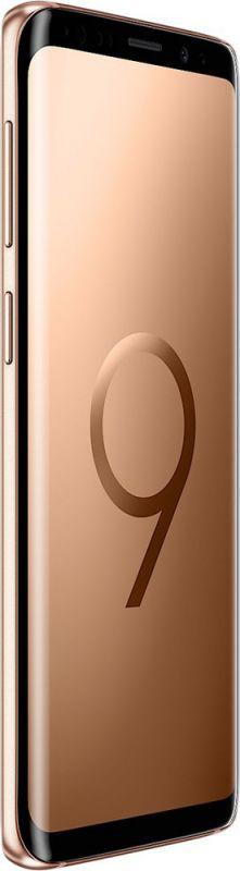 Смартфон Samsung Galaxy S9 4/64GB Sunrise Gold в интернет-магазине