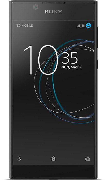 Смартфон Sony Xperia L1 Dual (G3312) Black недорого