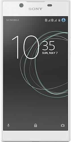 Смартфон Sony Xperia L1 Dual (G3312) White недорого