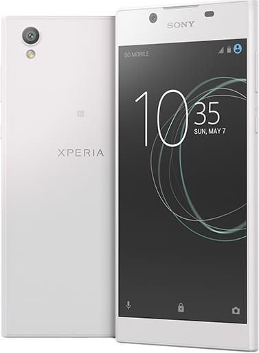 Смартфон Sony Xperia L1 Dual (G3312) White купить