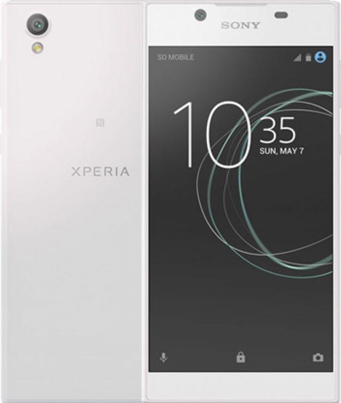 Смартфон Sony Xperia L1 Dual (G3312) White