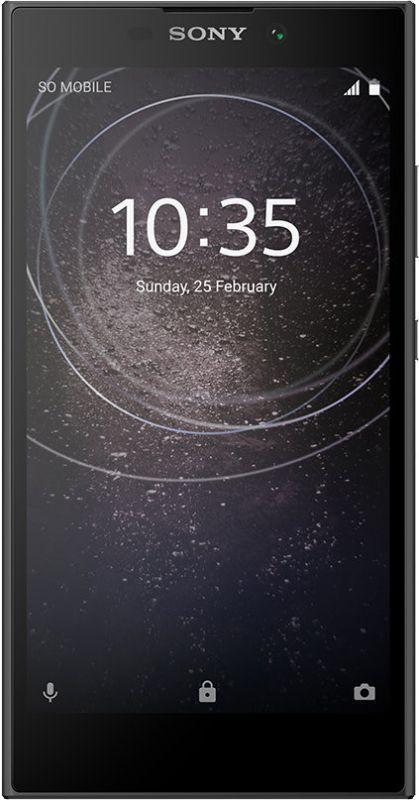 Смартфон Sony Xperia L2 Dual (H4311) Black купить