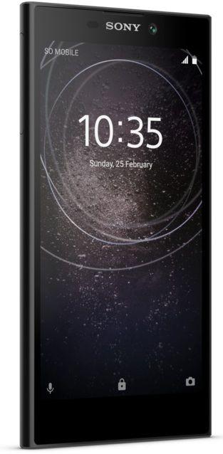 Смартфон Sony Xperia L2 Dual (H4311) Black в Украине