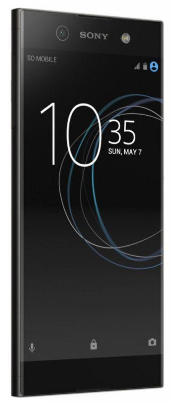 Смартфон Sony Xperia XA1 Ultra Dual (G3212) Black в интернет-магазине