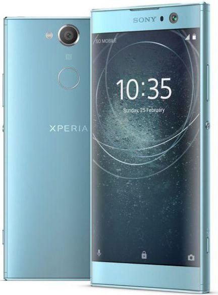 Смартфон Sony Xperia XA2 (H4113) Blue купить