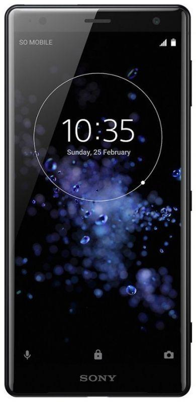 Смартфон Sony Xperia XZ2 (H8266) Liquid Black недорого