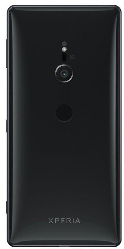 Смартфон Sony Xperia XZ2 (H8266) Liquid Black в Украине