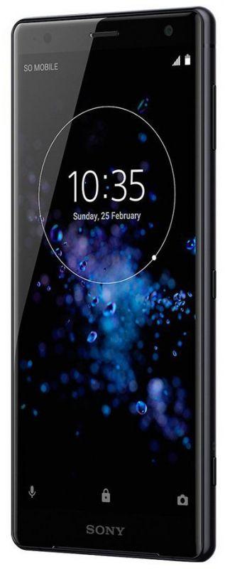 Смартфон Sony Xperia XZ2 (H8266) Liquid Black в интернет-магазине