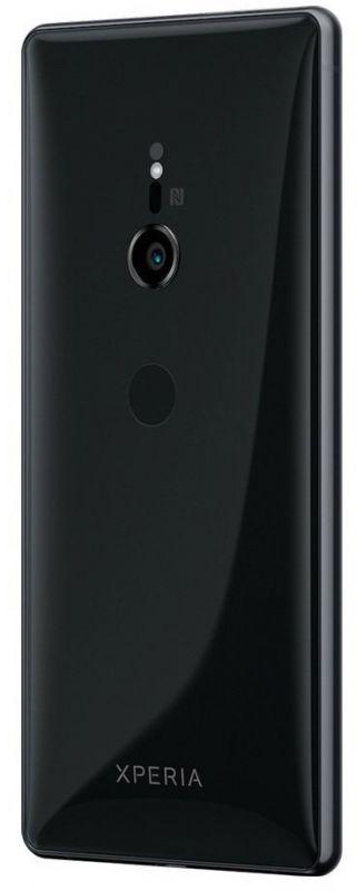 Смартфон Sony Xperia XZ2 (H8266) Liquid Black Vodafone