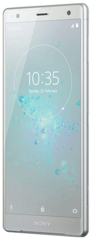 Смартфон Sony Xperia XZ2 (H8266) Liquid Silver в Украине