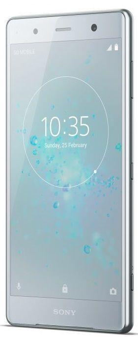 Смартфон Sony Xperia XZ2 Premium (H8166) Chrome Silver в интернет-магазине