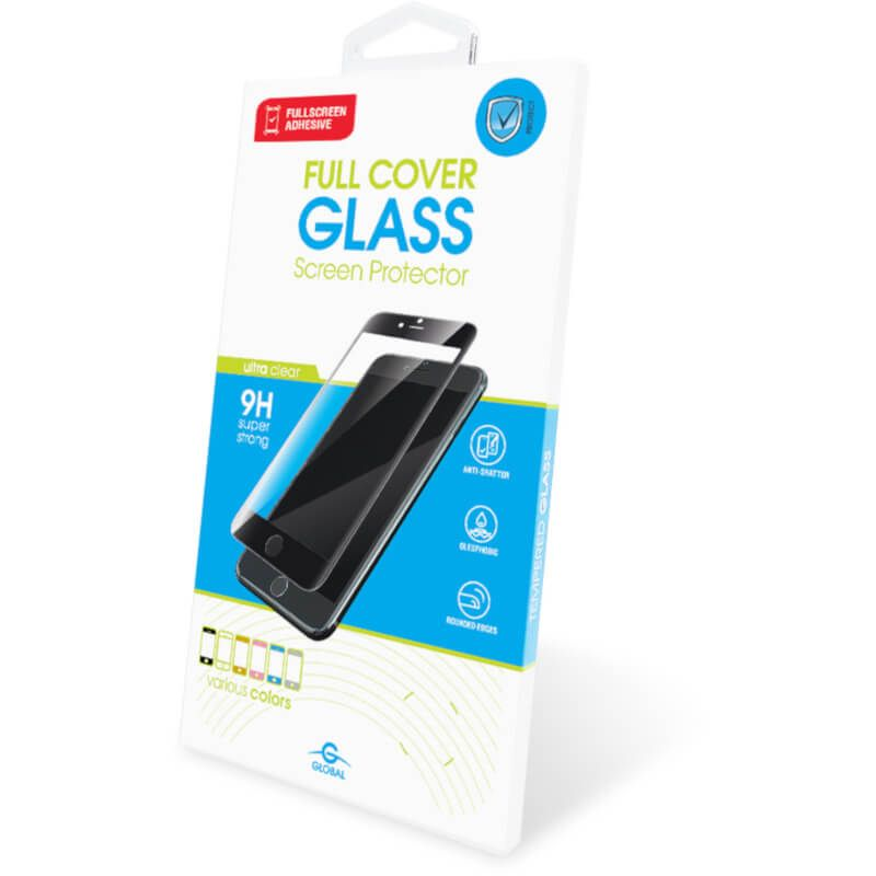 Защитное стекло Global Full Cover для Samsung Galaxy J6 2018 (Black)