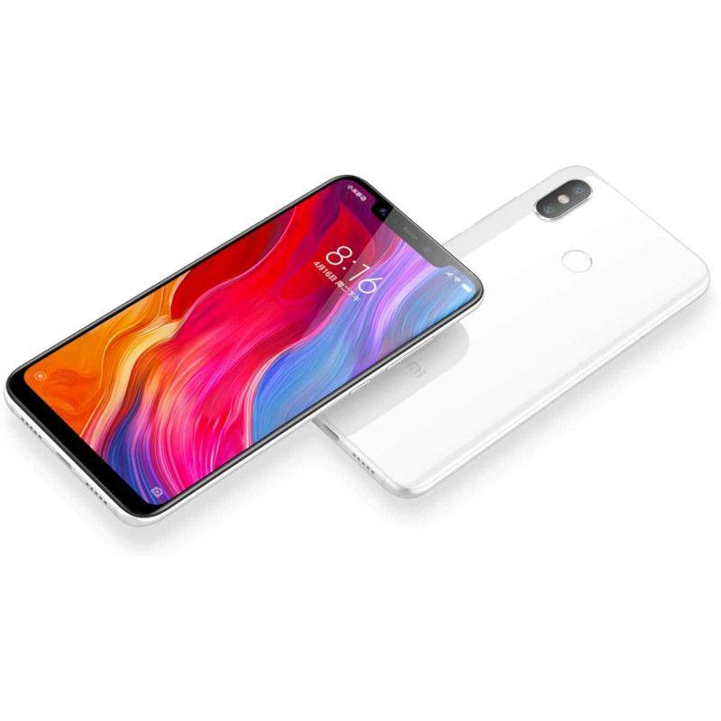 Смартфон Xiaomi Mi 8 6/64GB White недорого