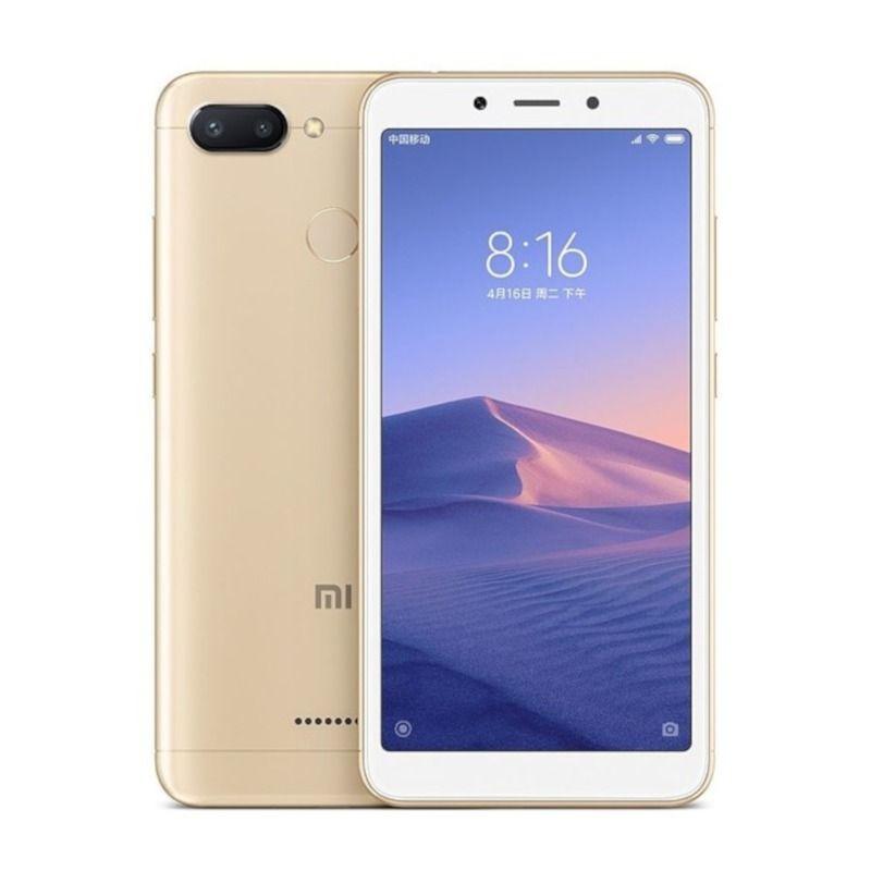 Смартфон Xiaomi Redmi 6 3/64GB Gold купить