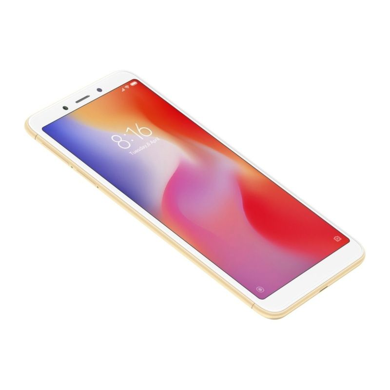 Смартфон Xiaomi Redmi 6 3/64GB Gold в Украине