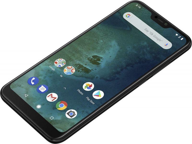 Смартфон Xiaomi Mi A2 Lite 3/32GB Black в Украине
