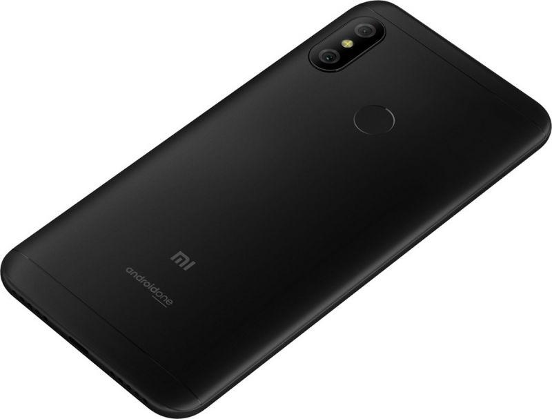 Смартфон Xiaomi Mi A2 Lite 3/32GB Black в интернет-магазине