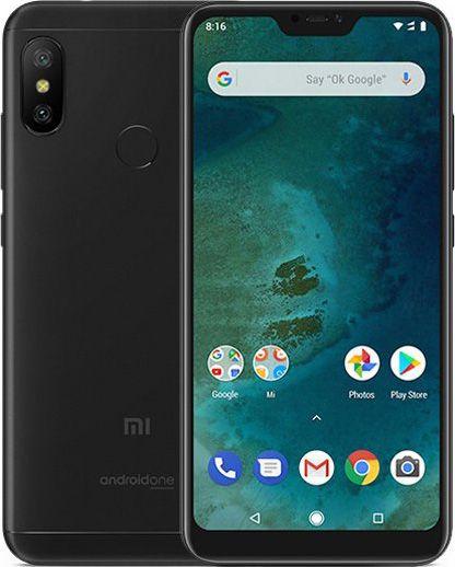 Смартфон Xiaomi Mi A2 Lite 3/32GB Black