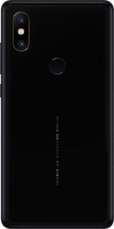 Смартфон Xiaomi Mi Mix 2S 6/128GB Black недорого