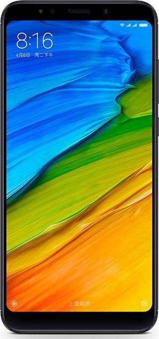 Смартфон Xiaomi Redmi 5 Plus 4/64GB Black купить