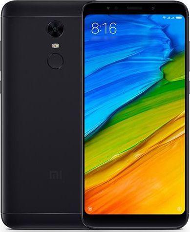 Смартфон Xiaomi Redmi 5 Plus 4/64GB Black