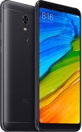 Смартфон Xiaomi Redmi 5 Plus 4/64GB Black в Украине
