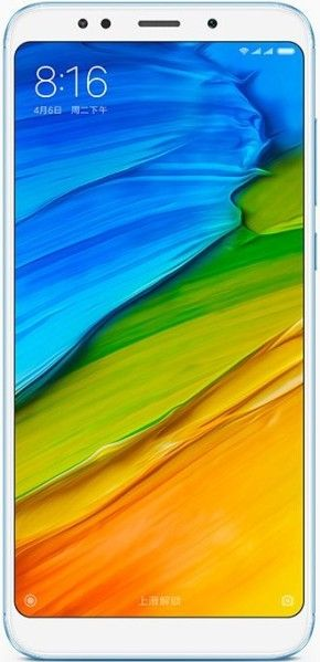 Смартфон Xiaomi Redmi 5 Plus 3/32GB Blue купить