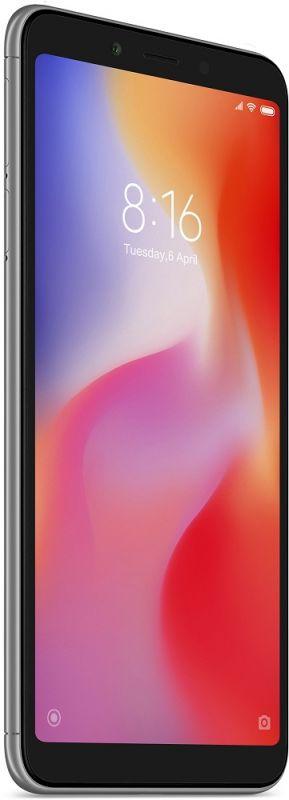 Смартфон Xiaomi Redmi 6 3/32GB Gray в Украине