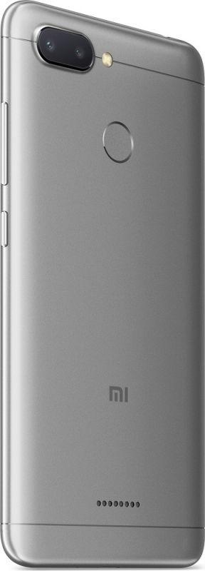 Смартфон Xiaomi Redmi 6 3/32GB Gray в интернет-магазине