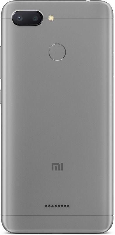Смартфон Xiaomi Redmi 6 3/32GB Gray недорого