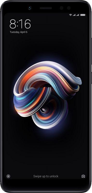 Смартфон Xiaomi Redmi Note 5 3/32GB Black купить