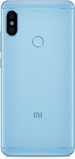 Смартфон Xiaomi Redmi Note 5 3/32GB Blue недорого