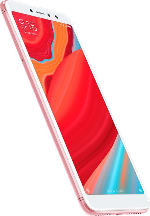 Смартфон Xiaomi Redmi S2 3/32GB Pink (Rose Gold) в интернет-магазине