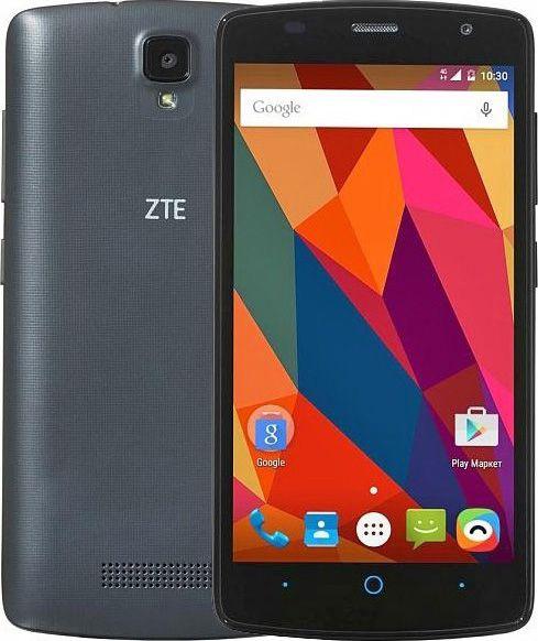 Смартфон ZTE Blade L5 Grey