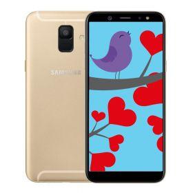 Смартфон Samsung Galaxy A6 3/32GB Gold
