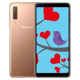 Смартфон Samsung Galaxy A7 2018 Gold